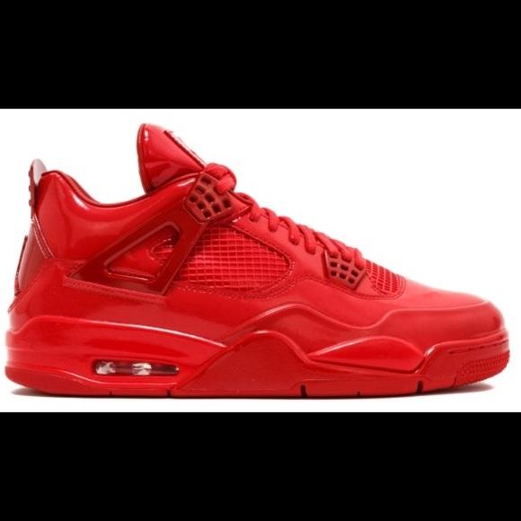big sale f9796 404b6 Nike air Jordan 11lab4 university red size 10. M 5a77bd7636b9de5194a064fc